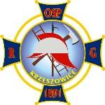 logo Ochotniczej Straży Pożarnej w Krzeszowicach