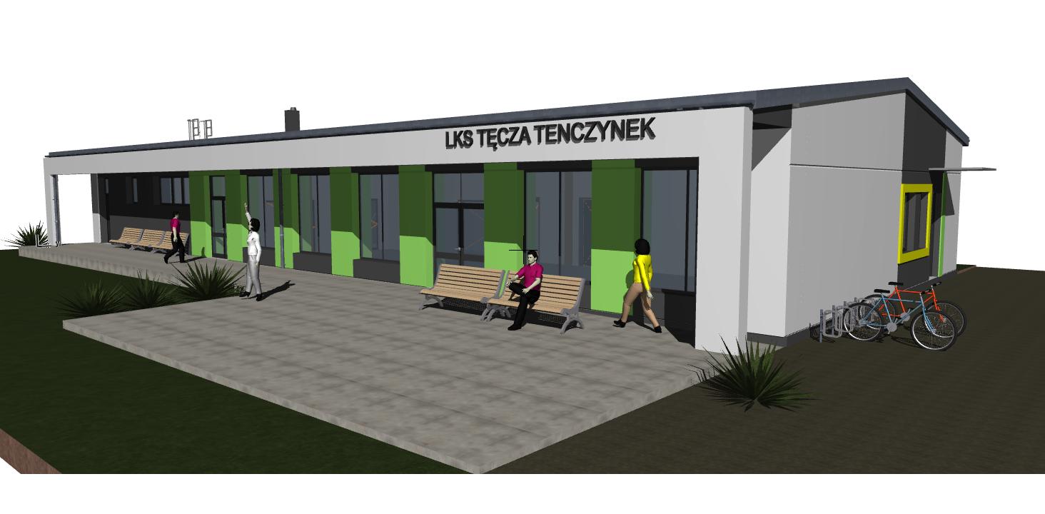 Dotacja na termomodernizację budynku LKS Tęcza T